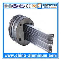 6063-T5 Custom Aluminium Extrusion Profiles