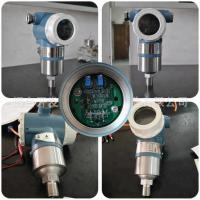 """direct mount 1/2""""NPT or 1/4""""NPT thread connection flush pressure transmitter with low price"""