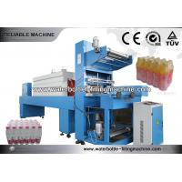 Best 20 Kw Plastic Shrink Film Bottle Packing Machine , Stretch Wrapping Equipment wholesale
