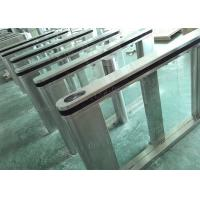 Buy cheap Walking Through Subway Entry And Exit Gate, Servo Driver Turn Stile Speed Gate product