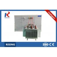 China Touch Screen Transformer Testing Equipment AC380V±10% Power Supply on sale