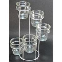 China Candle holder & glass candle holder on sale