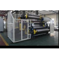 Best High Power Single Facer Corrugated Machine 0.6~0.9MPa Working Air Pressure wholesale