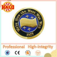 Buy cheap BUY Znic Alloy Factory Custom Memorial Metal Military Coin from wholesalers