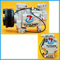 Buy cheap air conditioning compressor fit Mazda 3 5 2.0, 2.3 H12A1AH4DX BP4S-61-K00 from wholesalers