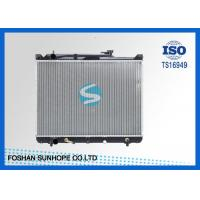 Best 17700-77E20 Aluminum Radiator With Transmission Cooler For Vehicle Fin Tube wholesale