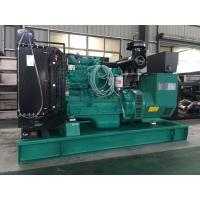Best OEM factory  250kw Cummins diesel generator set  three phase  hot sale wholesale