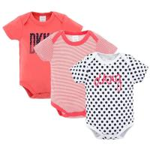 Best Custom 3 Pack Baby Summer Clothes / Cotton Short Sleeve Bodysuit wholesale