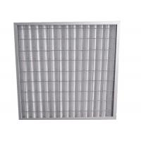 Best Indoor Residential Pleated Panel Air Filters For Clean Room , High Dust Capacity wholesale