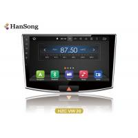 Best 4.0 Bluetooth Vw  Magotan Android Car DVD Player 4×41W/4Ω max Power Output wholesale