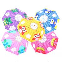 Buy cheap UV Protect Kids Rain Umbrellas 3D Animal Shape Cartoon Childrens Novelty from wholesalers