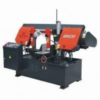 Best Double-column Metal Cutting Band Saw Machine, 380V Rated Voltage wholesale