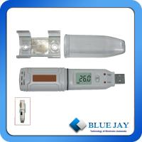 Best High accuracy LCD display data logger with USB interface data logger wholesale