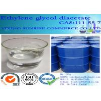 Best Core Binding Resins Ethylene Glycol Diacetate CAS 111-55-7 EGDA For Foundry Solvent wholesale