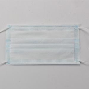 Best CE FDA Disposable Antidust 3 Ply Earloop Mask wholesale