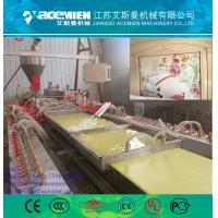 Best 300mm pvc wall panel making machine with turnkey solutions wholesale