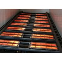 Best Powder Coating Oven Industrial Infrared Burners , Ceramic Infrared Burner BBQ wholesale