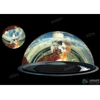 Best Customized Dome Movie Theater With 360° Screens Aluminum Alloy Structure wholesale
