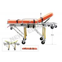 Best Detached Wheeled Patient Transport Stretcher Stainless Steel Stretchers wholesale