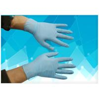 China Stretchable Biodegradable Surgical Hand Gloves  Medical Purposes Ambidextrous on sale