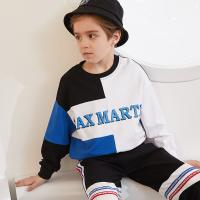 Best New Model Latest Design Boys High Quality Pullover Sweatshirt with Printed Pattern Age 4-10 wholesale