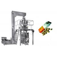 China Brown Sugar Packaging Machine With Multi Heads Weigher Packing Stainless Steel on sale