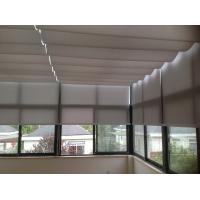 Best Hot sale Manual kit Semi blackout fabric roller blind with chain rope wholesale