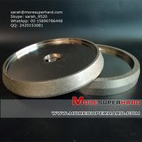 Cheap China Diamond Grinding Wheel, Electroplated Diamond wheel  Skype: sarah_9520 for sale