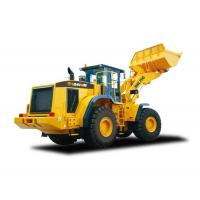 Best Engineering Earth Moving Machines 25 ton Front Loader Wheel Loader Cummins Engine wholesale