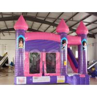 Best Princess Jumping Castle with Slide wholesale