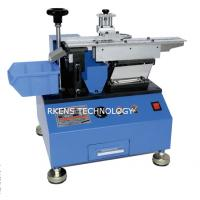 Best Semi - Automatic 60Hz Radial Cutting Machine For Radial Components Leg wholesale