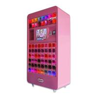 Best Pink Commercial Arcade Cosmetic Vending Machine For Shopping Center wholesale