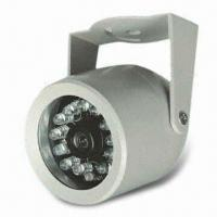 China Surveillance Outdoor Camera with Automatic Electronic Shutter Speed on sale