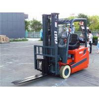 Best AC Motor Compact Electric Forklift Truck  2t 3 Point Forklift 560Ah Battery wholesale