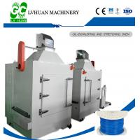 China Membrane PTFE Cable Machine , Cable Production Machines High Temperature on sale