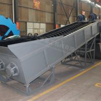 Best Mining Quarry Spiral Sand Washing Machine Energy Industry Applied 10mm Feed Size wholesale