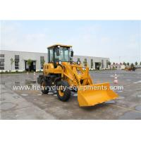 Best T915L Mini Front End Loader With Luxury Cabin 24kw Quanchai Engine wholesale
