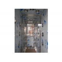 Best Pharmaceutical Clean Room Air Shower tunnel With Modular Emergency Control System wholesale