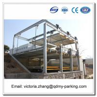 Best -1+2 (3 Floors) Pit Design Puzzle Parking System Smart Card Parking Equipment wholesale