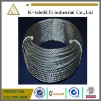 1.2mm Stainless Steel Wire Rope 7x7 in spools