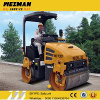 China 2017  SDLG new-desinged  mini road roller RD730 adopting VOLVO technology for sale on sale