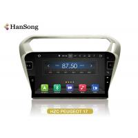 Best PEUGEOT 301 GPS Navigation System HD Original Panel Capacitive Touch Screen wholesale