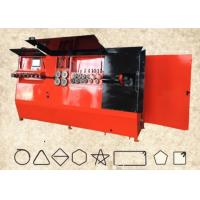Best Industrial Hydraulic Automatic Rebar Stirrup Bending Machine Low Noise Save Power wholesale