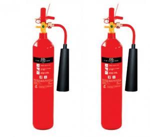Best Carton Steel Carbon Dioxide Fire Extinguisher 3kg Co2 Type Fire Extinguisher wholesale