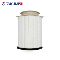 China High Density Fabric Auto Fuel Filter , Reusable Fuel Filter Fit Toyotas HILUX Revo on sale