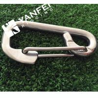 Best Stainless Steel Aisi304/316 Simple Rope Snap Hook wholesale