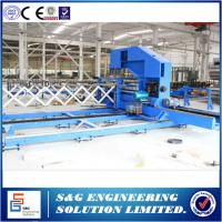 Sandwich Panel Roll Forming Machine Continuous Line For Industrial & Residential Sectional Doors