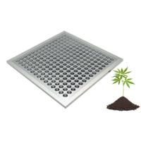 China Aluminum Body Indoor LED Grow Light 45W LED Grow Panel For Indoor Farming on sale