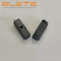 """Best Connector Header Through Hole, Right Angle 14 position 0.100"""" (2.54mm) wholesale"""