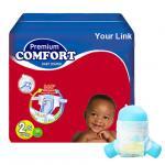 Best free samples cartoon panda disposable baby diapers film wetness indicator made in turkey baby diapers wholesale